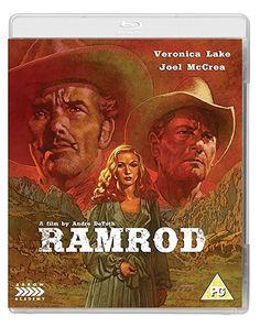 Ramrod - Blu-Ray (Arrow Academy Region B) Release Date: March 5, 2018 (Amazon U.K.)