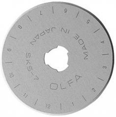 【OLFA】 圓形刃RB45-1替刃45mm 單片裝 - PChome線上購物 - 24h 購物