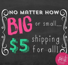$5 Shipping for all Perfectly Posh Product Orders www.poshmetime.com