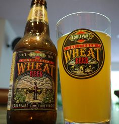 Boulevard Wheat - KC's Finest!