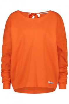 Penn & Ink N.Y Damen Oversize Pullover Sunkissed Orange Oversize Pullover, Trends, Designer, Ink, Orange, Sweatshirts, Sweaters, Fashion, Clothing