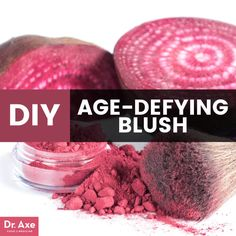 DIY blush - Dr. Axe http://www.draxe.com #health #keto #holistic #natural #recipe