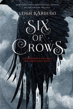 Six of Crows by Leigh Bardugo | New YA | Adolescent criminals seek the haul of a lifetime in a fantasyland at the beginning of its industrial age.
