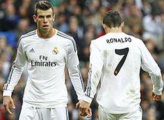 Bale se echa el Madrid a la espalda