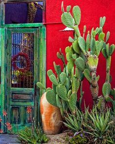 Puerta Verde · Green DoorsTucsonThe ...