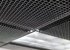 Lattice Ceiling Also Known As The World S Worst Design