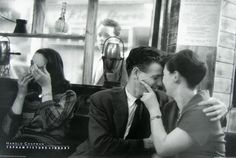 Harold Chapman's photo of Sam Widges Coffee Bar, Soho