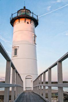 Portsmouth Harbor Light - New Castle, NH