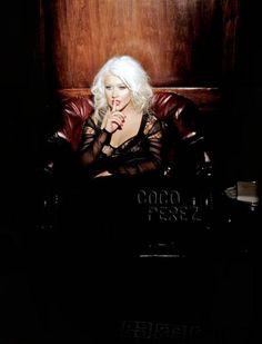 Christina Aguilera Flirts With New Fragrance News!