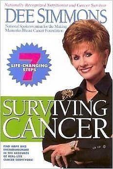 SURVIVING CANCER DEE SIMMONS LIBRO EN INGLES SIGMARLIBROS