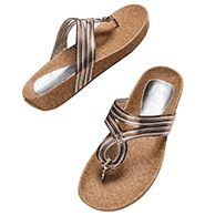 Cute sandals from Avon!  On clearance now for $9.99!  I want some!