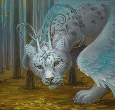 Resultado de imagem para animais miticos