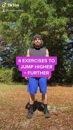Jump Higher Workout, Speed Workout, Gym Workout Chart, Gym Workout Videos, Gym Workout For Beginners, Track Workout, Cheer Workouts, Volleyball Workouts, Gymnastics Workout