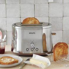 2-Slice Silver Art Toaster