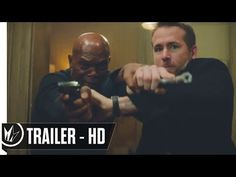 (141) The Hitman's Bodyguard Official Trailer #2 (2017) Ryan Reynolds -- Regal Cinemas [HD] - YouTube