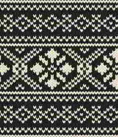 Noorse patronen breien telpatronen inbreipatronen Fair Isle Norwegian patterns