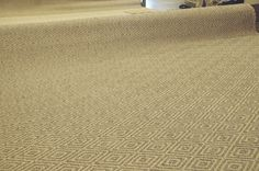 Stark Home Custom Diamond Sisal Rug Natural Pottery Barn Beach Decor Pinterest Rugs And