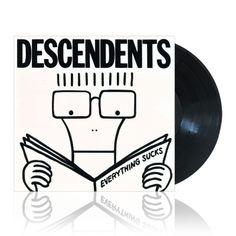 Descendents - Everything Sucks | Black Vinyl