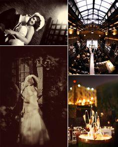 Film noir wedding