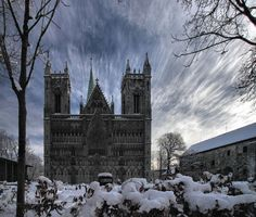 Nidaros Cathedral, Norway (1869-2001)