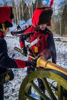 Imperial Guard Horse Artillery 1812