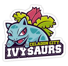 Annually vine-whipping the competition, the Celadon City Ivysaurs!