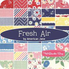 Fresh Air by American Jane for Moda Fabrics - Fat Quarter Shop