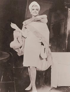 Angela Lansbury as Mame, 1966