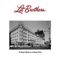 Lit Brothers, Philadelphia, PA