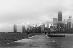 The Fog Roles in Over Chicago Photography by Nick Laborde