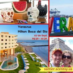 Scentsy Mexico meeting in Veracruz! Learn more at - http://wicklesscandleshop.com/mexico-scentsy/