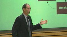 1 hour 13mins - Peter Drucker, creator of Modern Management  Roger Martin Interviews Peter Drucker. Part of an integrative thinking seminar series held at the Rotman School of Management at the Univers...