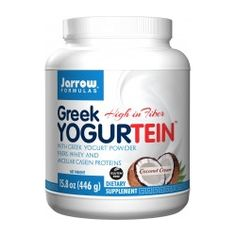 Greek Yogurtein Coconut Cream