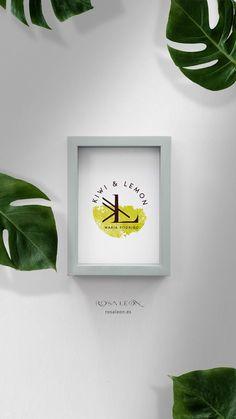 Un auténtico placer haber formado parte de este proyecto de identidad corporativa para Kiwi & Lemon. Una de mis clientas fabulosas. Para crear un gran logo pasamos primero por una primera fase de análisis de su visión, su misión, su tono y su yo interno, marca personal. Detrás de toda marca hay un gran trabajo de estudio tanto emocional como racional, más mucha reflexión. En una próxima publicación os mostraré su #brandboard Me enamora el branding y su comunicación visual 🥰🥰 Marca Personal, Kiwi, Branding, Frame, Home Decor, Visual Communication, Visual Identity, Corporate Identity, Editorial Design