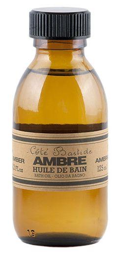 Cote Bastide Ambre 4.2 fl oz Bath Oil