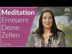Wie Du aufhörst zu Altern | Meditation zur Erneuerung Deiner Zellen | Lumira - YouTube Meditation Youtube, Karma, Motivation, Inspiration, Ageing, Spiritual, Health And Fitness, Teachers, Biblical Inspiration