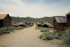The Infamous Bodie Ghost Town, California | Chesca Is Lost