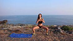 10 Minut HIIT na břicho, zadek, nohy | MonikaHIIT
