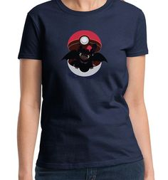 How to Train a dragon Parody Pokemon Toothless T-Shirt