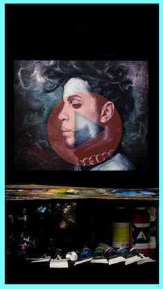 See this amazing painting being created from start to finish. You wont want to miss this!! Prince Rogers Nelson, Original Art, It Is Finished, Portrait, Create, Videos, Amazing, Youtube