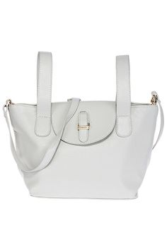 ROMWE Fashionable Casual Grey Bag