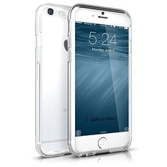 iPhone 6 Case, Maxboost® [Crystal Cushion] iPhone 6 (4.7) Case Bumper **NEW** [Lifetime Warranty] Seamless integrated Shock-Absorbing Bumper and Cystal Clear Back Panel - Stylish Retail Packaging - Bumper Case for iPhone 6 (4.7 inch) (2014) - Crystal Clear (MN#: MB106101 - Ultra Slim Profile, Thinner than coventional otterbox/lifeproof/kate Spade/speck/juicy couture/griffin/element/taktik Case) Maxboost http://www.amazon.com/dp/B00L3NZCPG/ref=cm_sw_r_pi_dp_THmgub1H9KAXY