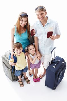 Does #traveling with children have to be so bad? Here's some simple advice that works.