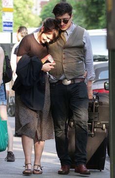 Carey Mulligan and Marcus Mumford  <3