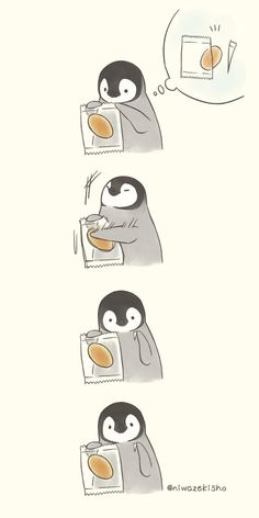 Tiere Repost to help them. Ignore if you dont have a heart. - -pinguine Tiere Repost to help them. Ignore if you dont have a heart. Illustration Mignonne, Cute Illustration, Cute Animal Drawings, Kawaii Drawings, Pinguin Drawing, Cartoon Mignon, Art Mignon, Cute Penguins, Cute Comics