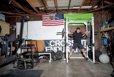 The mastermind behind CrossFit Endurance says the best way to train for a marathon is to run less and torture yourself more in the gym. Christopher Solomon laces up for a whole new level of pain.