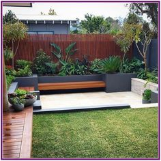 29 marvelous winter garden design for small backyard landscaping ideas 00024 - garden landscaping Small Courtyard Gardens, Small Courtyards, Small Gardens, Beach Gardens, Small Backyard Landscaping, Backyard Garden Design, Landscaping Ideas, Backyard Ideas, Backyard Seating
