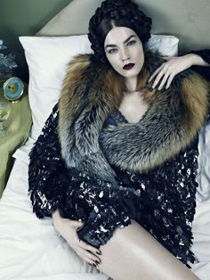 Fashiontography: Sweet Dreams by Emma Summerton