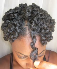 two strand twist bantu knot out Check out the website to see Natural Hair Inspiration, Natural Hair Tips, Natural Hair Journey, Natural Hair Styles, Natural Baby, Natural Curls, Style Inspiration, Love Your Hair, My Hair