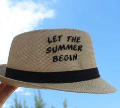 summer şapka Bucket Hat, Hats, Summer, Summer Time, Bob, Hat, Hipster Hat, Panama